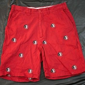NCAA Florida State Seminoles Embroidered Logo Flat